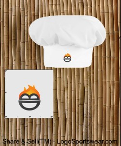 Poofy Chef Cap Design Zoom
